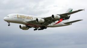 Emirates : pas de retour à la normale avant 18 mois