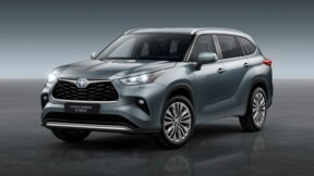 Toyota Highlander : un SUV 7 places hybride pour 2021