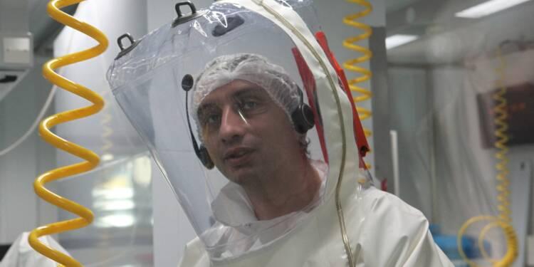 """""""La fuite accidentelle du virus est très improbable"""", selon Olivier Reynard, chercheur au laboratoire P4 de Lyon"""
