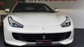 Il roule sur la Ferrari de son patron avec son camion après une dispute avec lui
