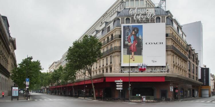 La liste des magasins Galeries Lafayette qui vont rouvrir