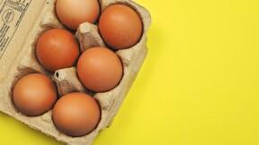 Suspicion de salmonelles dans 500.000 œufs vendus chez Carrefour, Leclerc ou Auchan