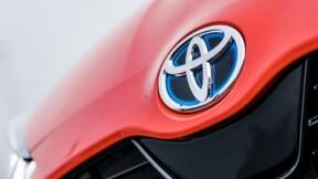 Toyota prévoit un effondrement de son activité