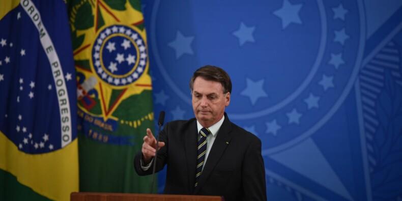 Le Brésil menace à son tour de quitter l'OMS