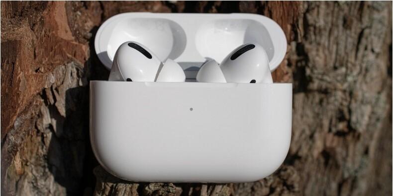 AirPods Pro : les écouteurs à réduction de bruit Apple à nouveau en promotion