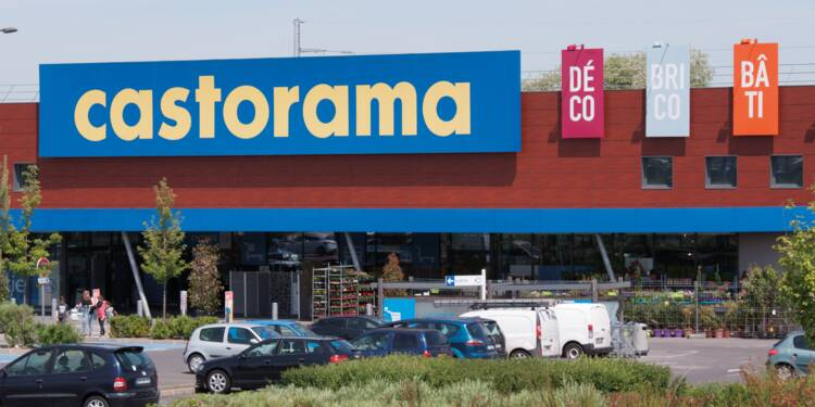 Castorama et Brico Dépot ont obtenu un prêt colossal garanti par l'Etat