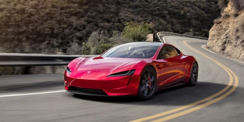 La commercialisation du nouveau Tesla Roadster encore repoussée