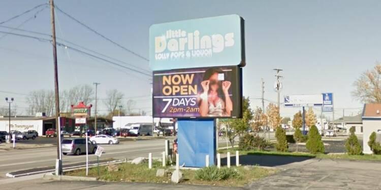 Les clubs de strip-tease ont le droit aux aides fédérales américaines