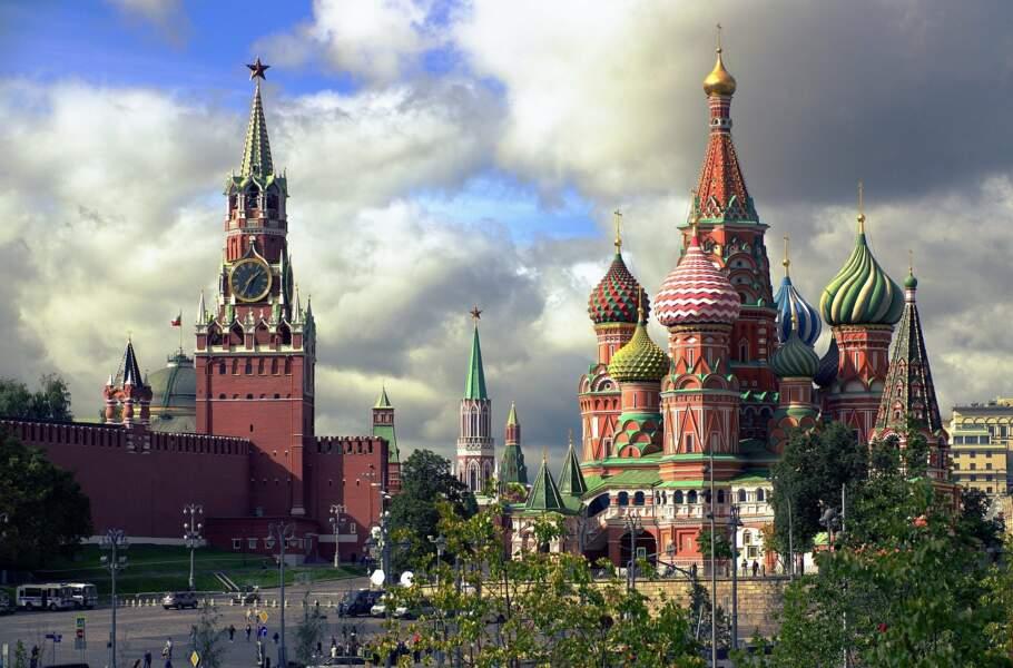 Les actions russes
