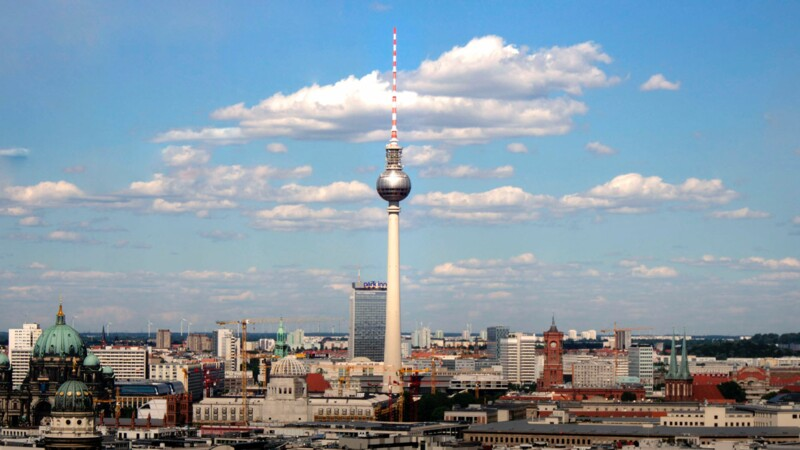Relance : l'OFCE veut un TGV reliant Paris et Berlin en 4h