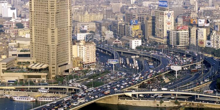Une autoroute à 50cm des immeubles : le nouveau projet fou du Caire