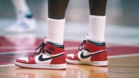 Une paire de Air Jordan atteint un montant record aux enchères