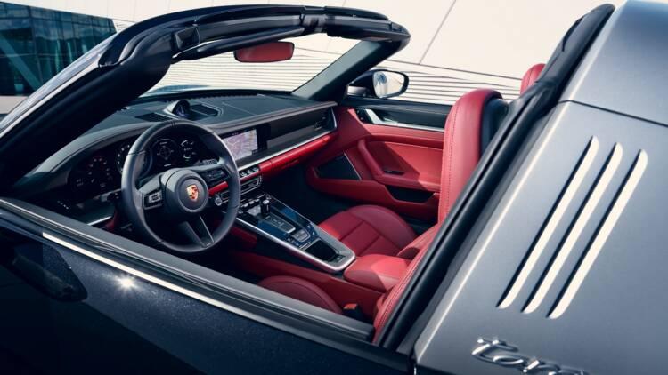 Porsche 911 Targa 2020 : tout savoir sur cette nouvelle version découvrable