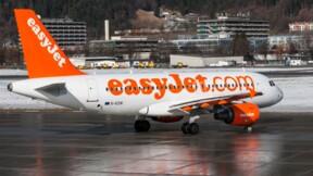 Face au confinement, Easyjet divise par 5 ses capacités de vols