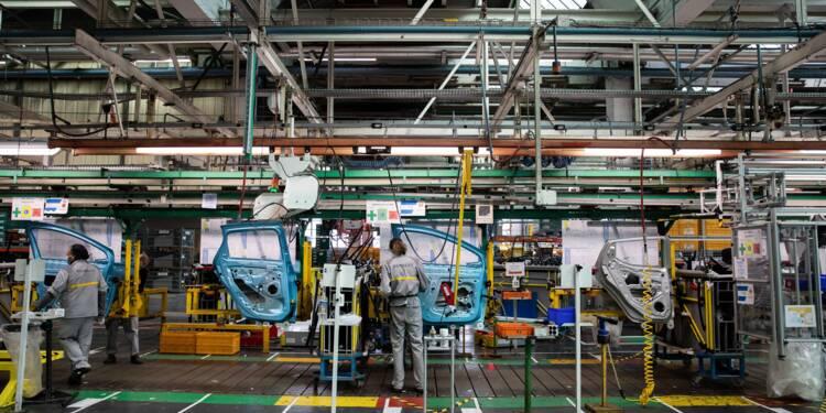Plusieurs sites Renault menacés de fermeture