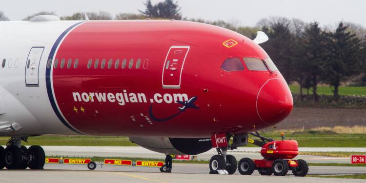 En difficulté, Norwegian Air Shuttle voit la Chine débarquer à son capital