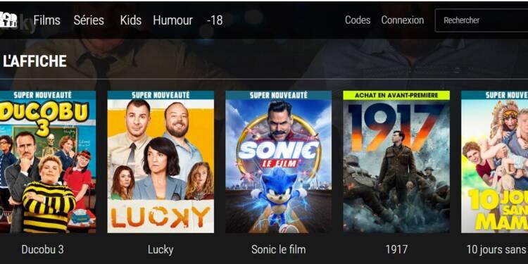 TF1 va fermer MyTF1 VOD, sa boutique de vidéo-à-la-demande