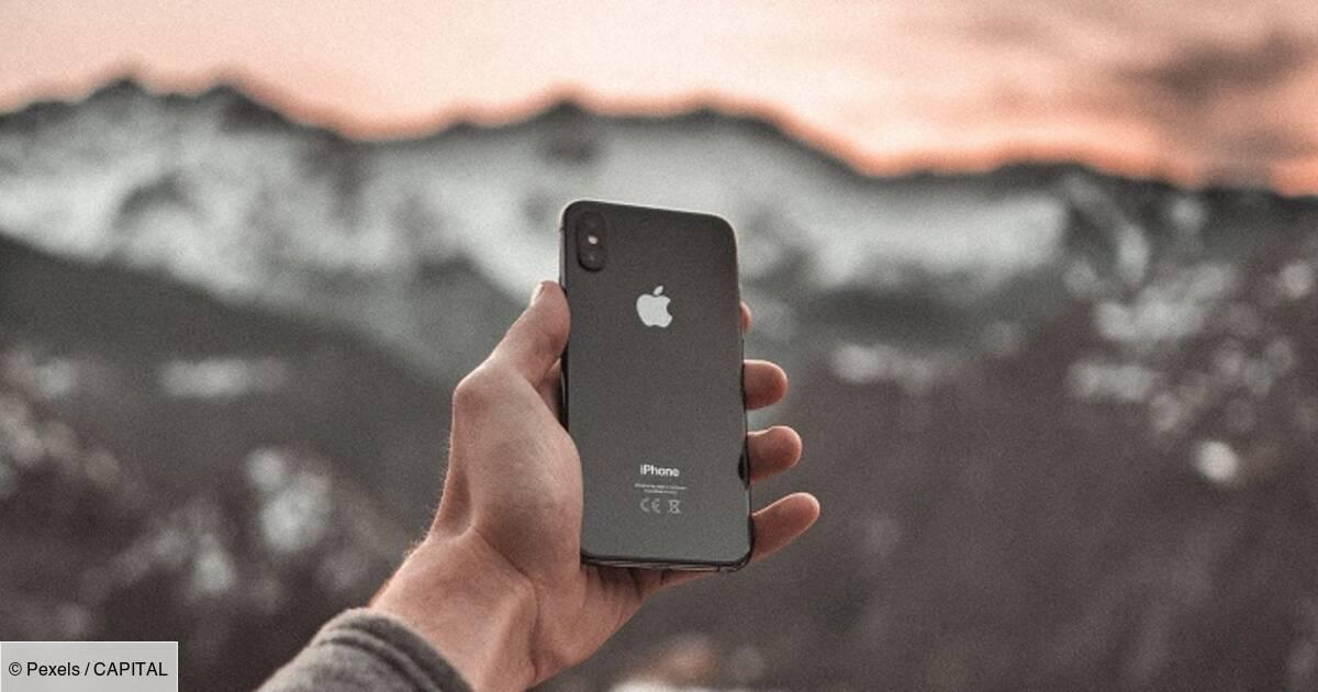 iPhone XS : 38% de réduction sur le smartphone Apple sur Amazon