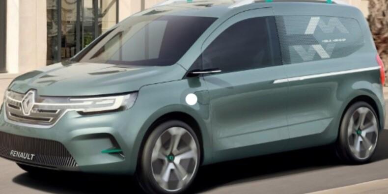 Renault : bientôt un modèle low-cost du Kangoo fabriqué au Maroc