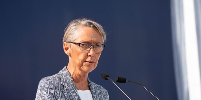 Environnement : le rappel à l'ordre d'Élisabeth Borne aux grands patrons