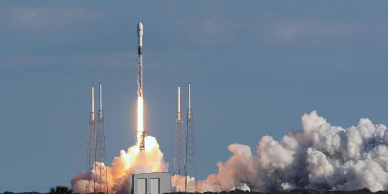 SpaceX va pour la première fois envoyer des astronautes dans l'espace