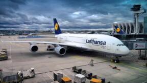 Lufthansa pourrait supprimer jusqu'à 30.000 emplois