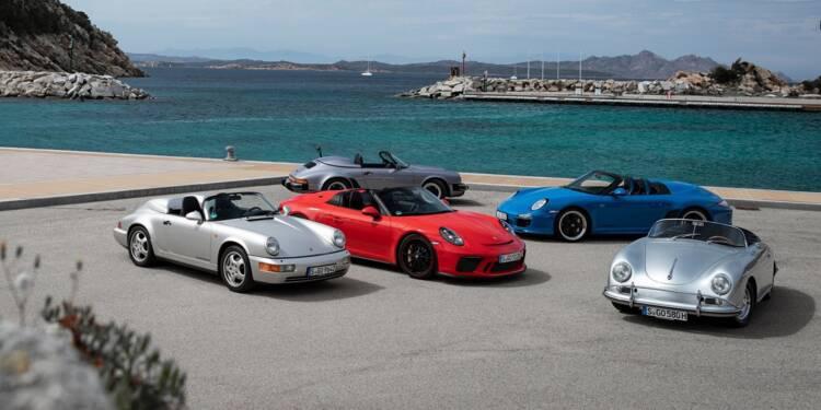 Porsche propose à ses clients de découvrir la fabrication de leur véhicule