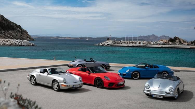 Une Porsche très rare vandalisée à Beverly Hills par des pillards en marge de manifestations
