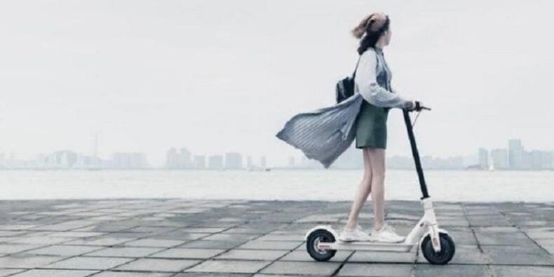 Xiaomi : la trottinette électrique M365 disponible à moins de 320 euros