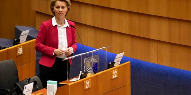 Le plan de relance de 750 milliards d'euros de la Commission européenne pour sortir de la crise