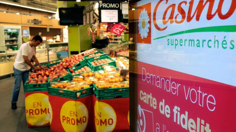 Casino s'allie à Deliveroo pour livrer les produits d'épicerie de ses enseignes