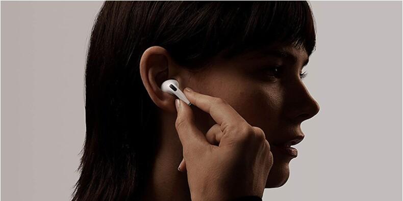 AirPods Pro : les écouteurs à réduction de bruit à moins de 240 euros chez Amazon