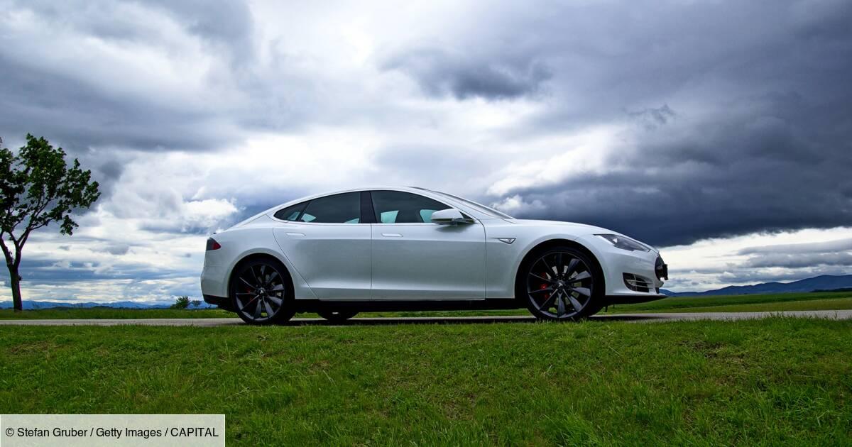 Tesla avance le début des soldes