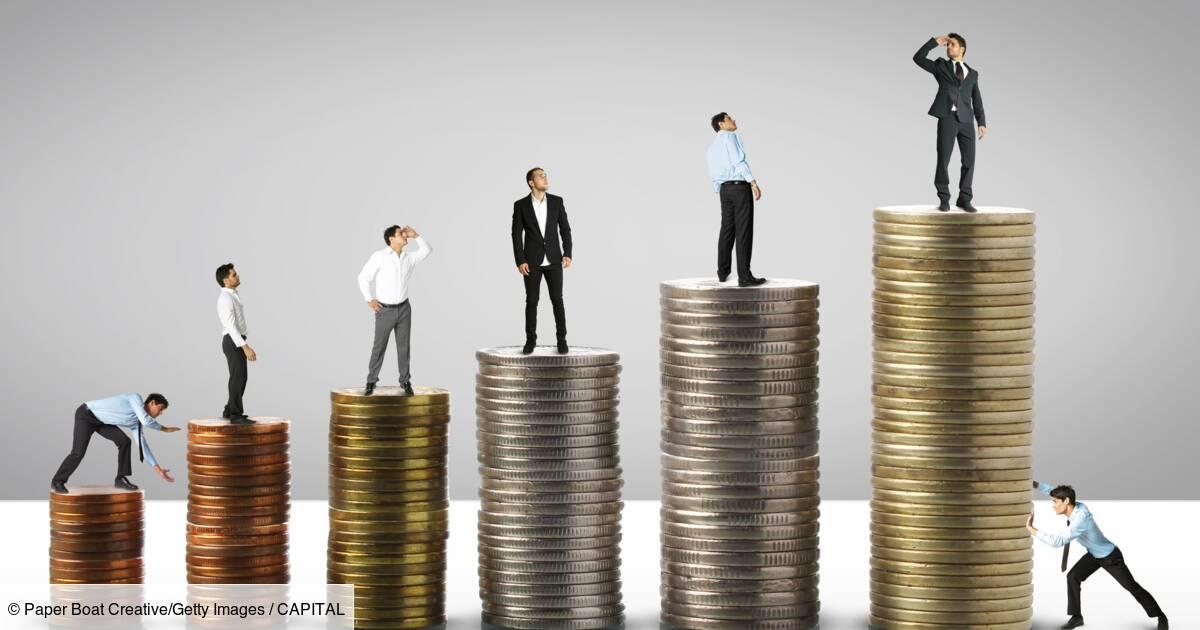 Cadres, traders, sportifs professionnels… qui sont les salariés du privé les mieux payés ?