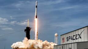 Décollage réussi pour la fusée SpaceX, Elon Musk remporte son pari
