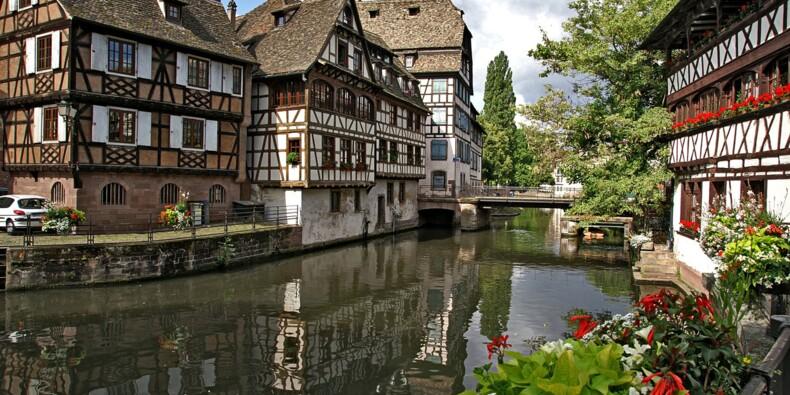 Grand ménage de printemps pour la réouverture de la Maison Kammerzel à Strasbourg