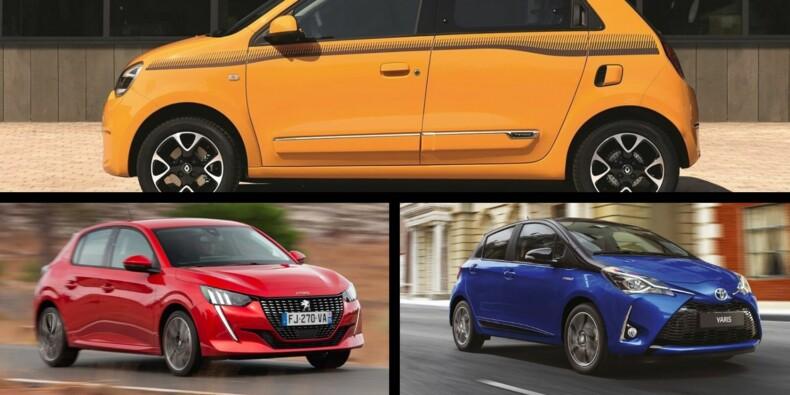 Les 10 voitures les plus vendues en mai en France