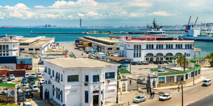 Un premier ferry Alger-Marseille a pris la mer