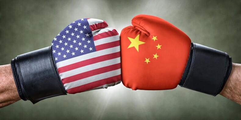 """""""Les tensions Etats-Unis - Chine risquent de faire chuter la Bourse américaine !"""""""