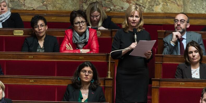 """""""La priorité est de lutter contre l'optimisation fiscale des multinationales"""", plaide la députée Emilie Cariou"""