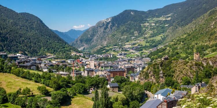 La principauté d'Andorre prise d'assaut par les Français dès la réouverture de ses frontières