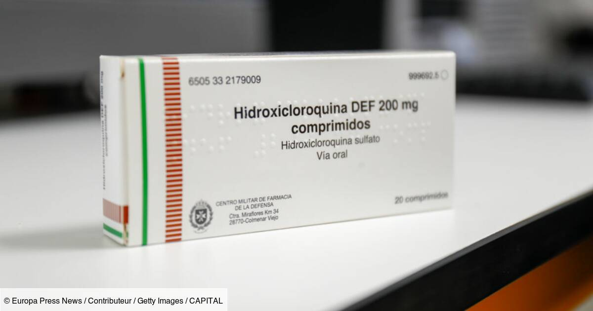 Nouveau rebondissement autour des essais cliniques sur l'hydroxychloroquine