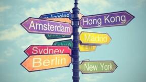 Dans quelle ville étrangère devriez-vous partir travailler ?