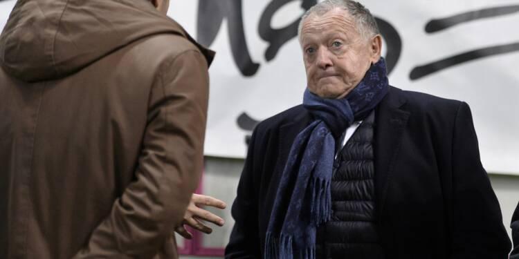 La somme rondelette que Jean-Michel Aulas veut réclamer à l'Etat