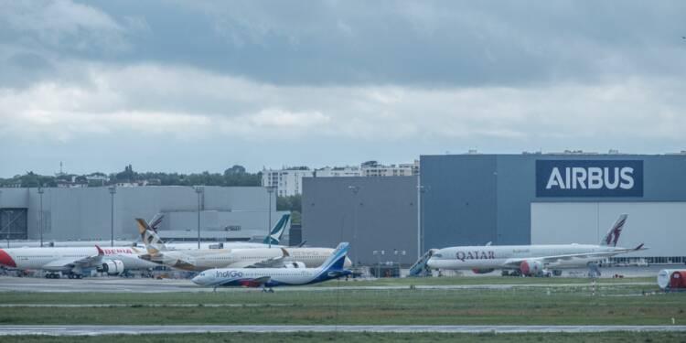 Aucune commande en mai pour Airbus