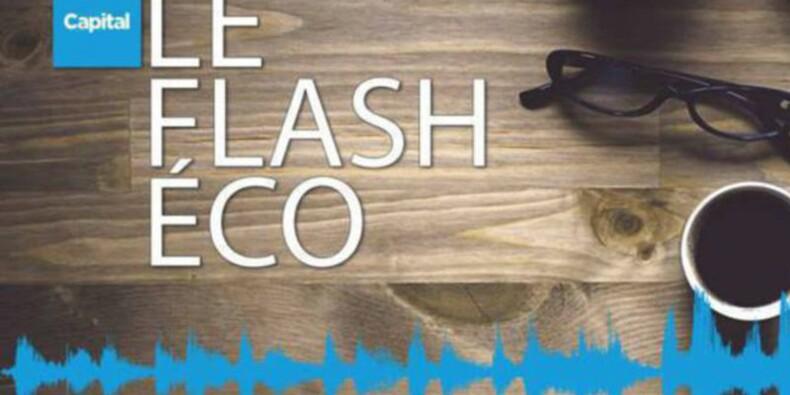 Jeter son masque par terre pourrait bientôt coûter très cher, Marlène Schiappa propose une refonte des congés familiaux... Le flash éco du jour