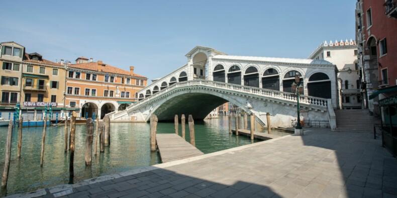 Des touristes allemands écopent d'une amende salée pour s'être baignés dans les canaux de Venise