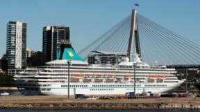 Le dernier bateau de croisière qui transportait des passagers est enfin arrivé à bon port