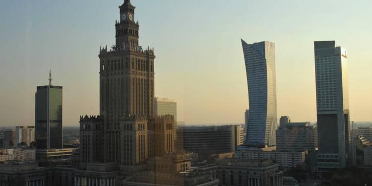 La Pologne inflige à Gazprom une amende record sur le gazoduc Russie-Allemagne