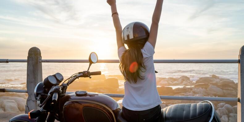 Alerte job de rêve : sillonner la France à moto tout l'été